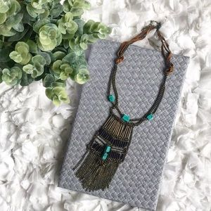 Lucky Brand Boho Necklace